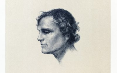 Youth, lithograph