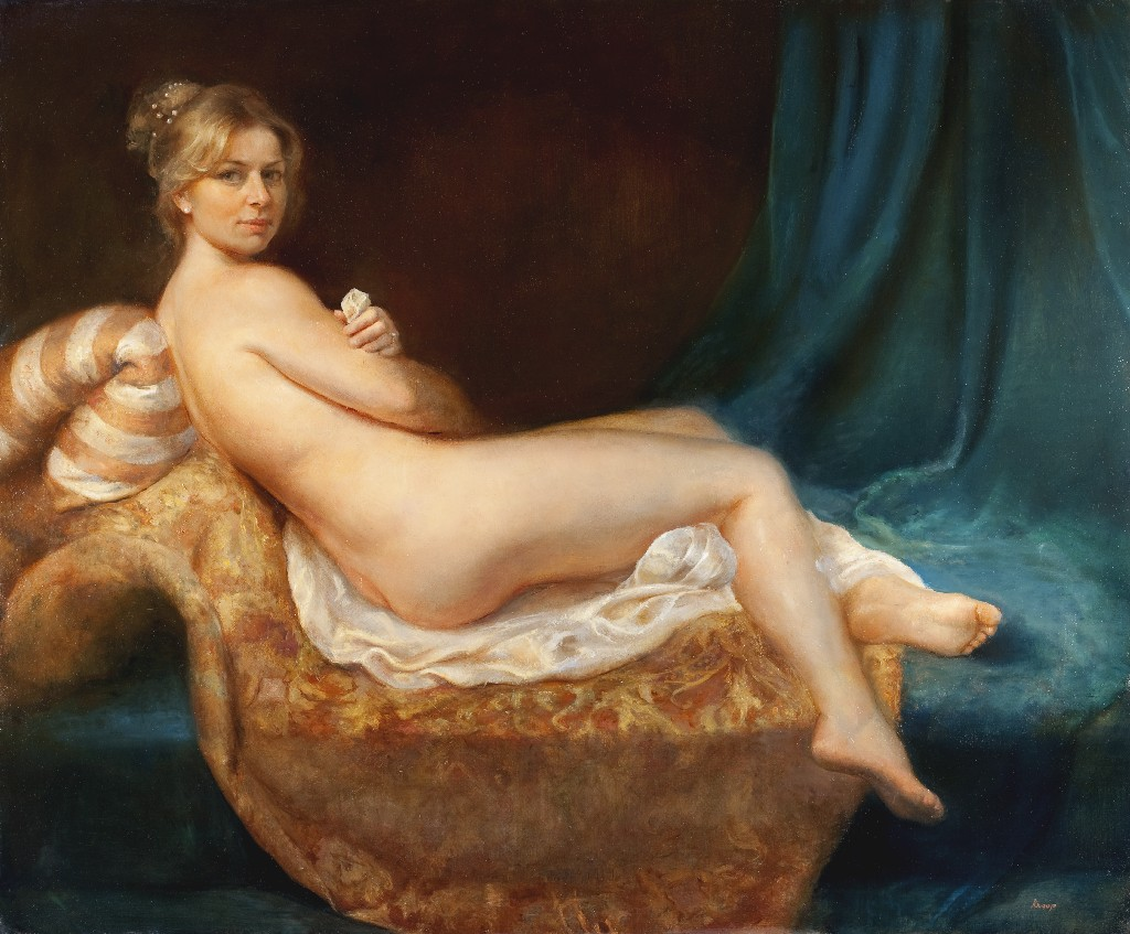Portrait of Venus