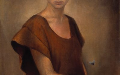 Perishableness, 2002. Oil on canvas, 50 x 40 cm.