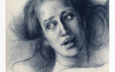 Daphne, lithograph