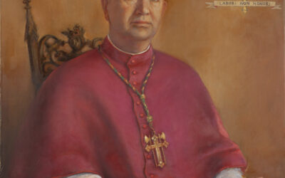 Bishop Bernt Eidsvig